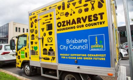 We're partnering with OzHarvest