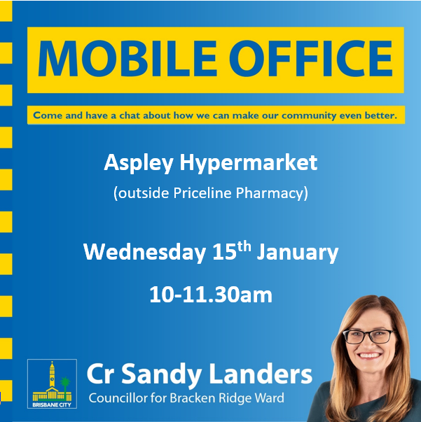 Mobile Office- Aspley Hypermarket