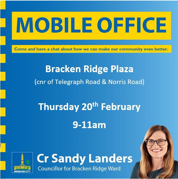 Mobile Office- Bracken Ridge