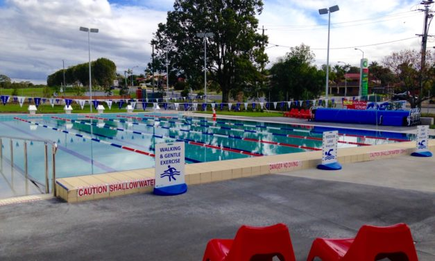 Brisbane City Council Pools Closed