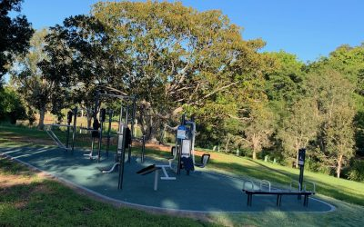 New Gym Equipment- Canterbury Park, Bald Hills