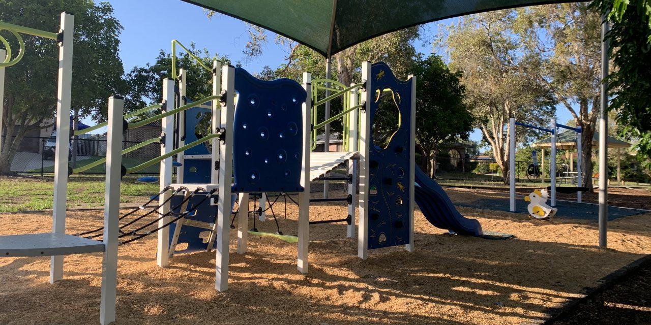Playground Upgrade- Canterbury Park, Bald Hills