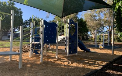 Playground Upgrade- Canterbury Park, Bald Hills