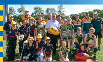 $1 million lifeline for sporting clubs