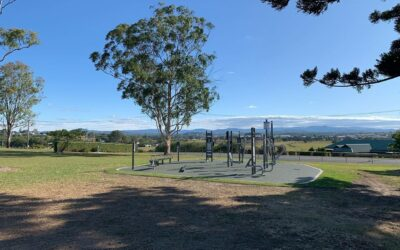 New Gym Equipment- John Stewart Park, Bald Hills