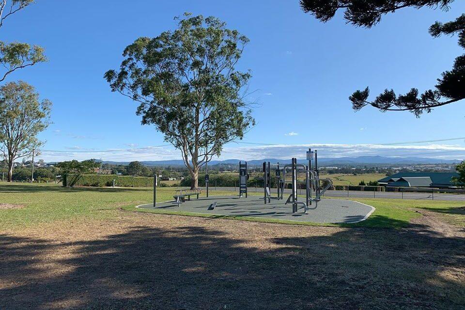 New Gym Equipment- John Stewart Park, Bald Hills