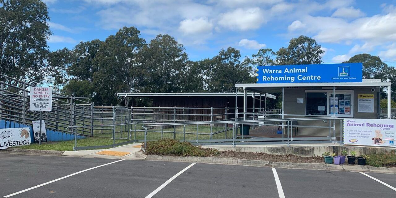 Warra Animal Rehoming Centre Upgrades