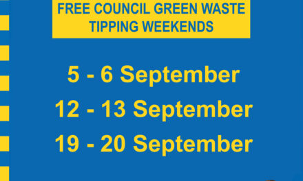 Free Green Waste Tipping