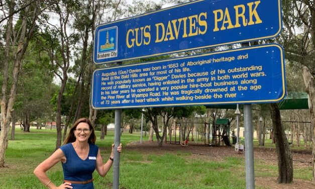 Gus Davies Park Community Consultation