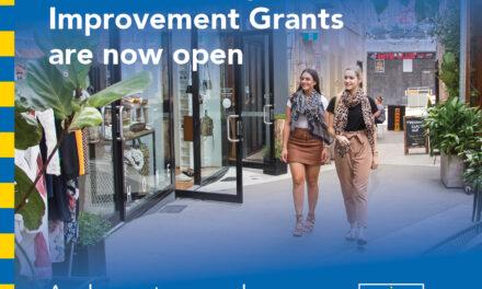 Suburban Shopfront Improvement Grants
