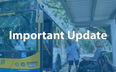 Bus Stop Upgrades