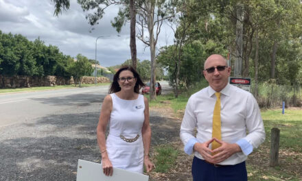 Roghan Road, Fitzgibbon Upgrade
